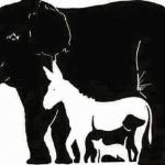 Seules les personnes ayant un QI supérieur à 120 voient plus de 6 animaux, combien voyez-vous?