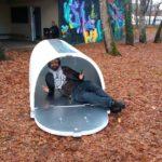 Un ingénieur français invente des abris pour les sans-abri qui retiennent la chaleur en hiver