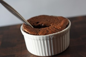 soufflé coco chocolat