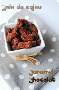 noix de cajou caramisés 1