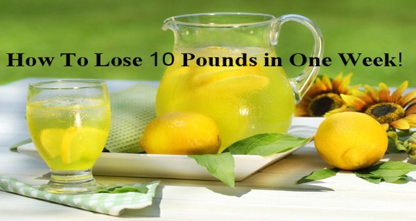 How-To-Lose-10-Pounds-in-One-Week
