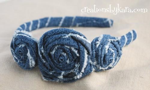Jean-Headband