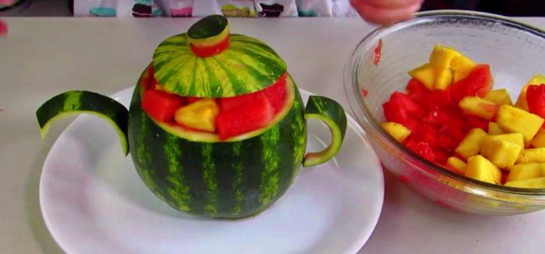 Watermelon-Teapot