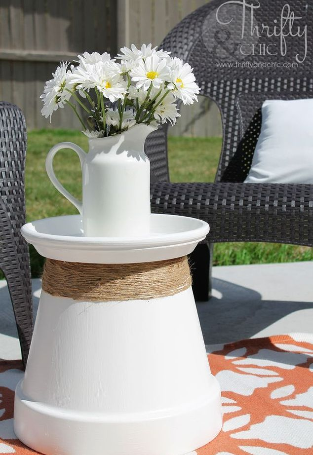 repurposed-terracotta-pot-into-accent-table-home-decor-outdoor-furniture-outdoor-living.1