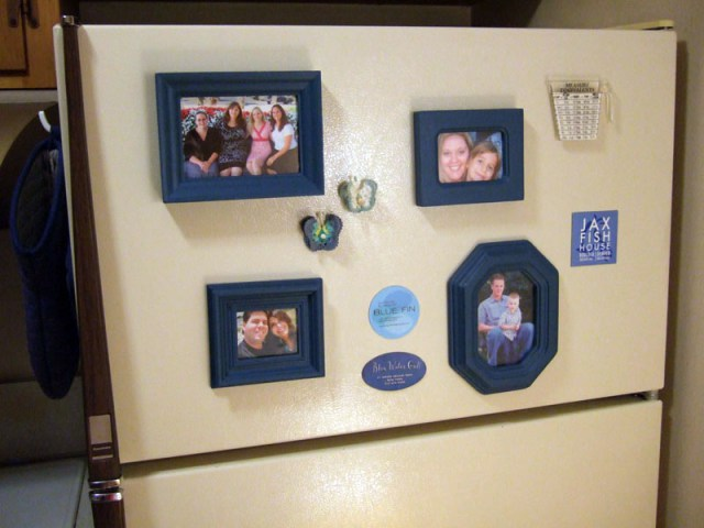 frame-magnets