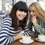 Prendre un café avec un ami est le meilleur remède