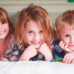 Les mamans de 3 enfants sont plus stressés que celles avec un autre nombre d'enfants