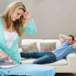 Les maris stressent deux fois plus leurs épouses que leurs enfants selon une étude