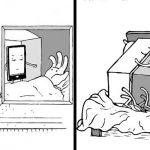Cet artiste crée des bandes dessinées minimalistes drôles sans dialogue (19 photos)